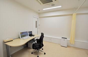 診察室 写真